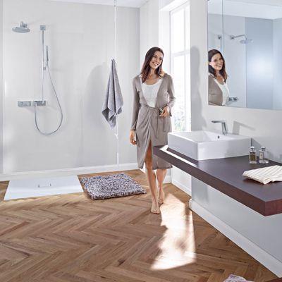 Badezimmer - Lischewski Versorgungstechnik - Heizung & Sanitär in Kiel
